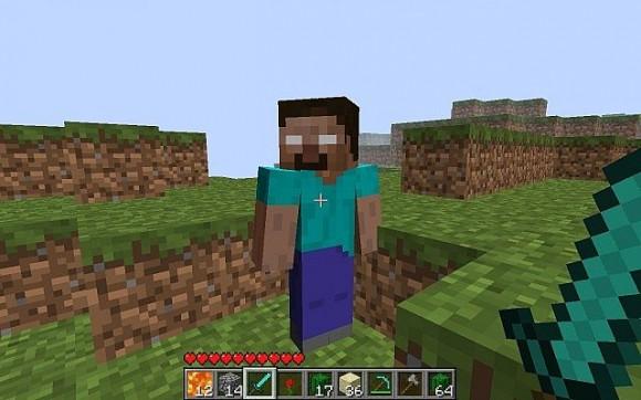 File:Minecraft-Herobrine-Mod-580x362..jpg