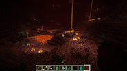 Nether With Overworld Mobs