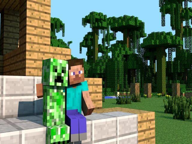 File:Steve-and-Creeper 4893562 lrg converted.jpg
