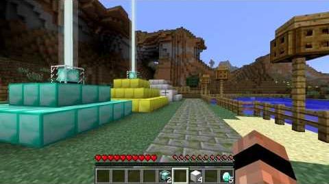 Minecraft Blocks & Items- Beacon Usage