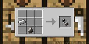 File:MInecraft flint and steel recipe.jpg
