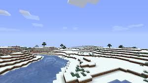 Minecraft Tundra