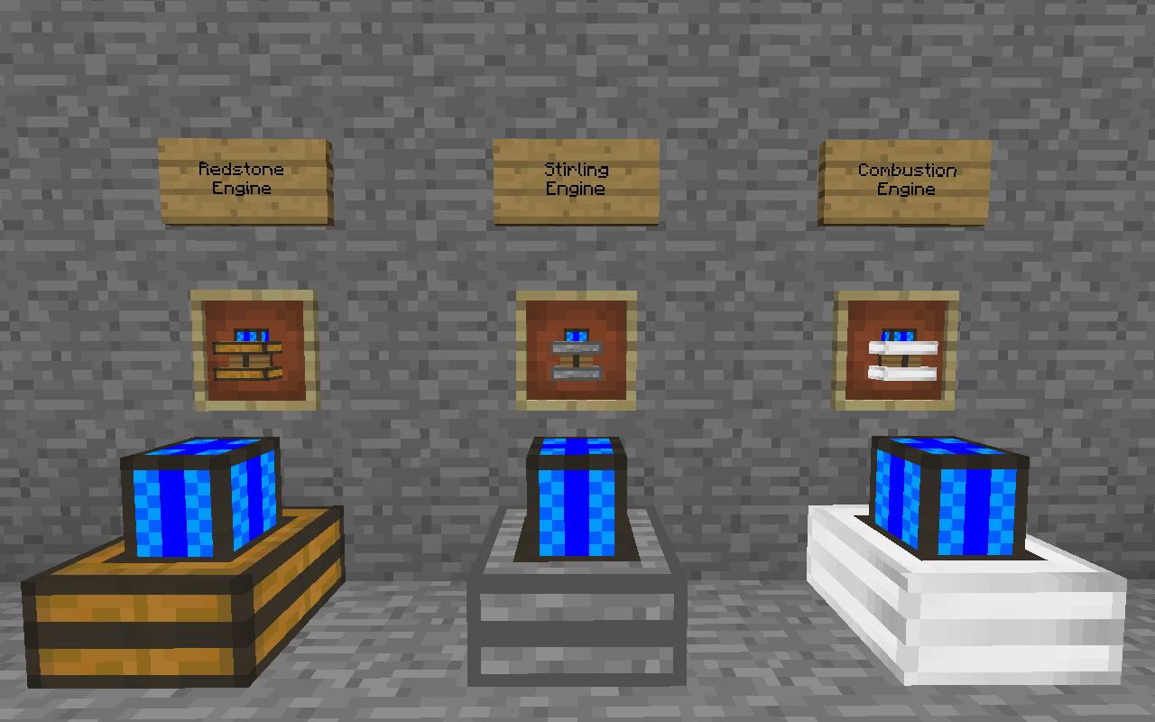 Minecraft Industrial Craft  Pump