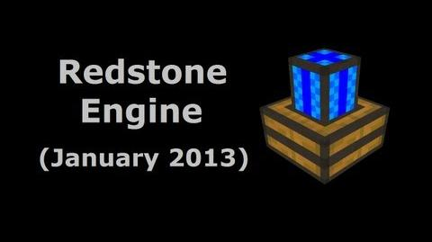 Redstone Engine/Buildcraft3