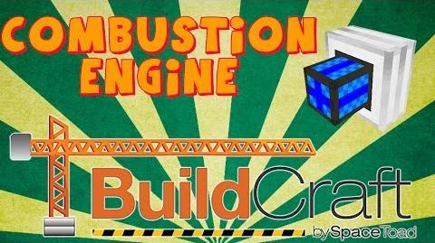 Combustion Engine Tutorial -- Buildcraft Block Tutorials
