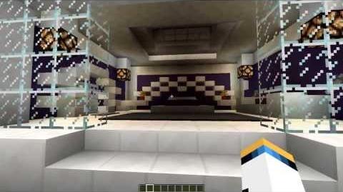 MINCERAFT Modern designing Bedroom
