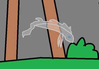 Mourning phantom