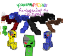 Kreepah and Friends: The Legend of the Centipedes