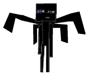 Corrupted enderman