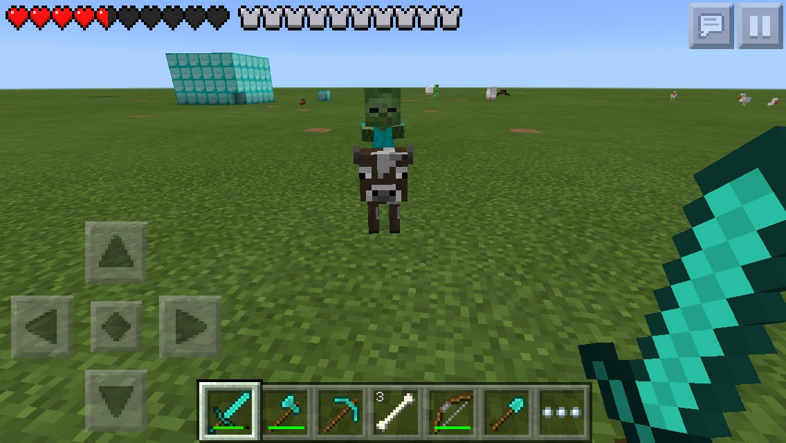 User Blog Iwikia48 Favorite Minecraft Pe Moments