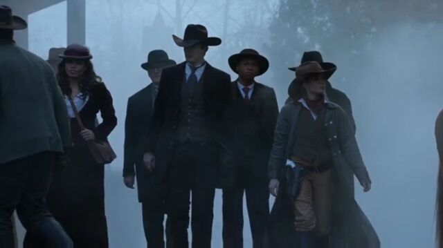 File:Legends Of Tomorrow S01E11 The Magnificent Eight The Legends Walk Into Town.jpg