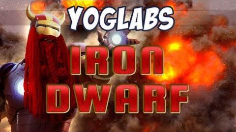 YogLabs - Iron Dwarf