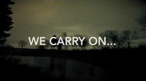 The Phantoms feat. Amy Stroup - We Carry On (Lyric Video) - Featured in Walking Dead