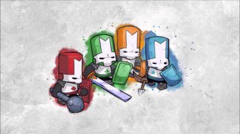 Child of the Corn - Castle Crashers