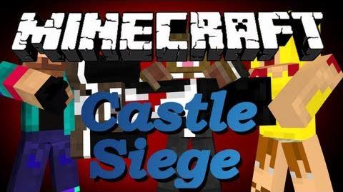 BRAND NEW Minecraft Castle Siege Minigame-0