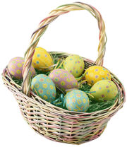 Egg Basket promotion