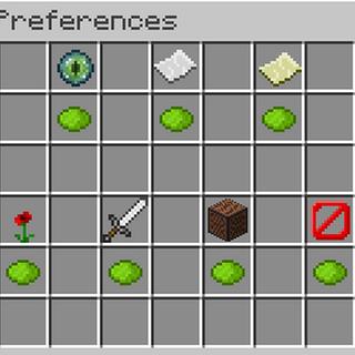 Mineplex current Preferences.