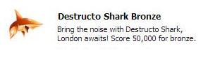 Bronze shark