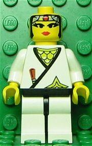 Ninja Princess White2