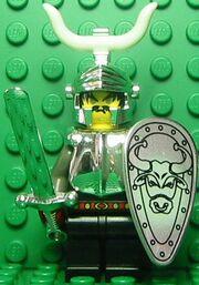 Cedric the Bull Full Armor