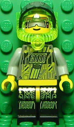 RoboForce Yellow