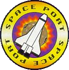 Space Port Logo