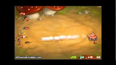 Minitroopers short gameplay