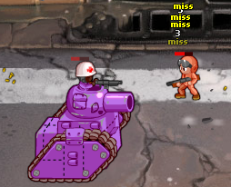 Screen HT Purple Turret Blinded