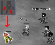 Minitroopers Explosive Shells Shotgun