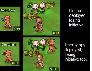 Minitroopers Binoculars