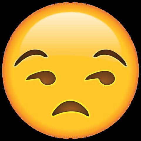 File:Unamused Face Emoji.png