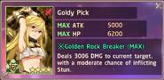 Goldy Pick Exchange Box