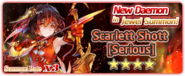 Scarlett Shott Serious Summon Banner