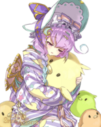Hatsuyume render