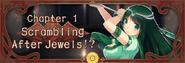 Jewels and The Secret Workshop Chapter 1 Banner