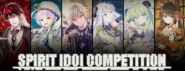 Spirit Idol Competition Facebook Cover