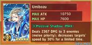 Umibozu Summon Preview