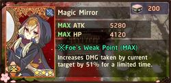 Magic Mirror Exchange Box