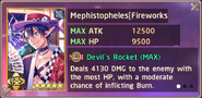 Mephistopheles Fireworks Exchange Box