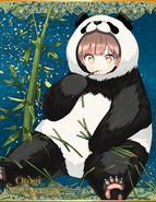 Giant Panda Artwork