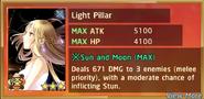 Light Pillar Summon Preview