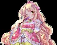 Princess Saho Story Render