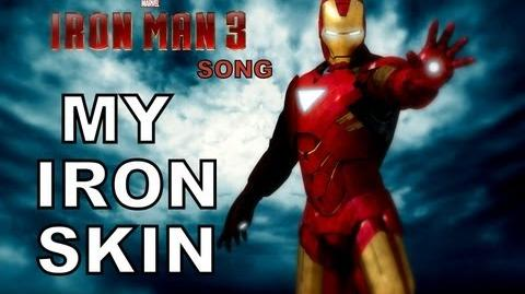 IRON MAN SONG - My Iron Skin by Miracle Of Sound