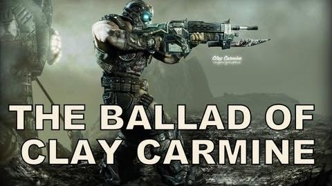 The Ballad Of Clay Carmine - Gears Of War 3 Music Video