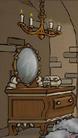 Illuminated Magic Mirror Chest