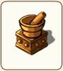 Mortar Bronze