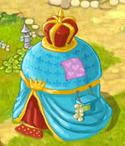 Kings-tent