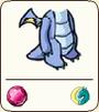 Pretty dragon costume