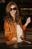Kerr leaving her hotel in Sydney 02.10.09 764 122 462lo