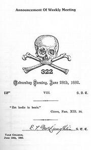 Skull And Bones Weekly